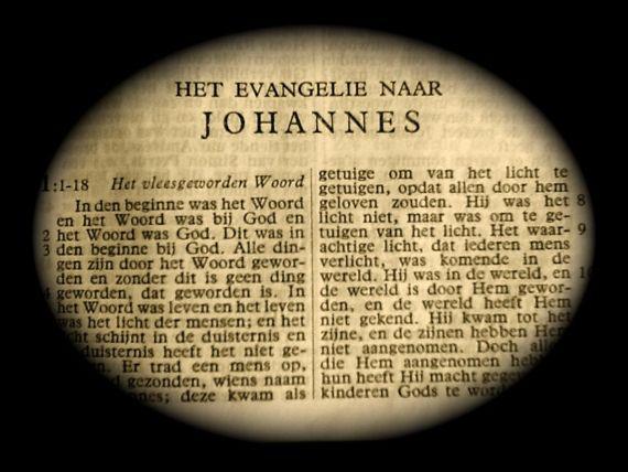 Proloog Evangelie van Johannes 570