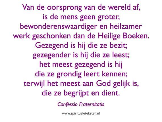 Citaten Uit Nederlandse Boeken : De confessio fraternitatis r c samengevat in citaten