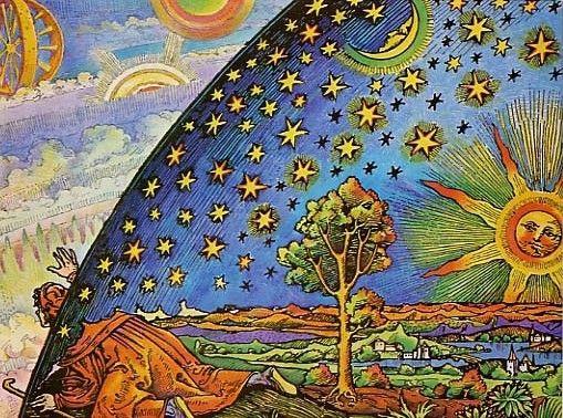 Gnosis twee natuurorden tweevoudige mens pad van transfiguratie