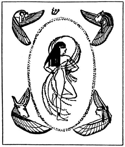 21 Universum Hermetische Tarot