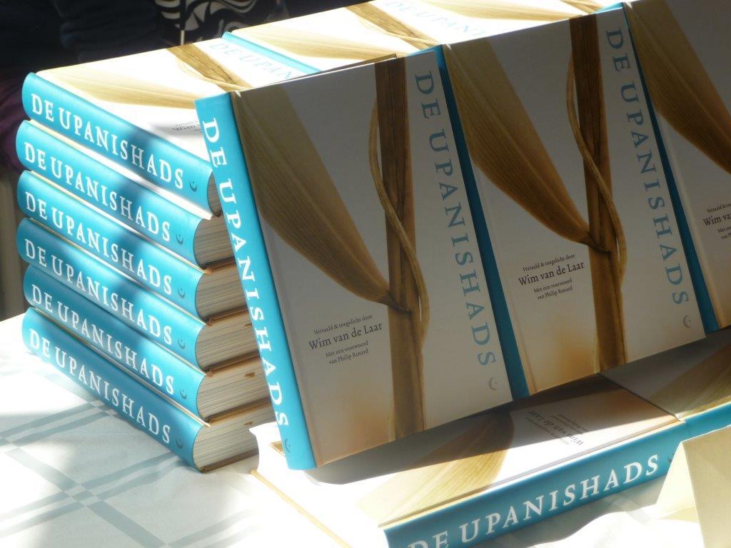 boeken Upanishads Wim van de Laar