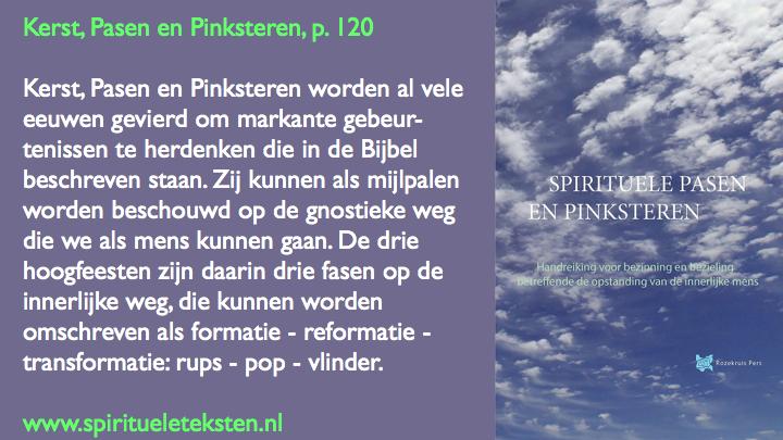 Spirituele Pasen citaat Kerst Pasen Pinksteren.036