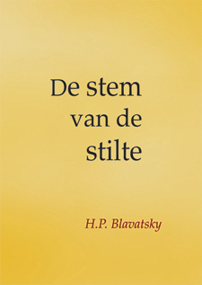 de stem van de stilte H P Blavatsky