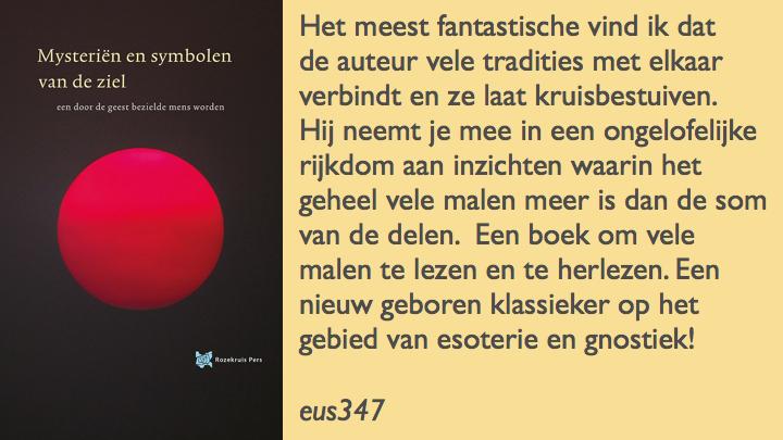 Review EUS Mysterien en symbolen van de ziel.075