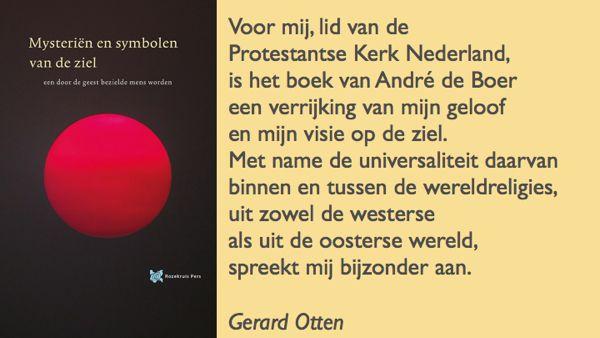 review Gerard Otten mysterien en symbolen van de ziel