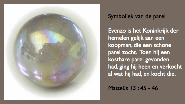 symboliek van de parel.096