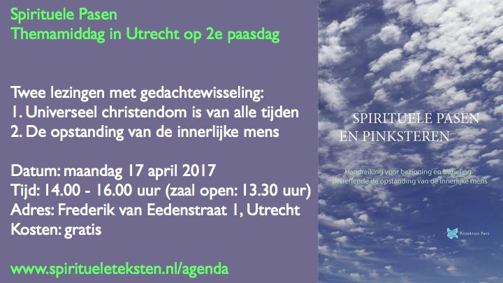Spirituele pasen themamiddag in Utrecht 2e paasdag 2017.017