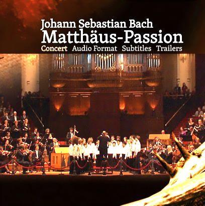 Mattheus Passion Johann Sebastian Bach