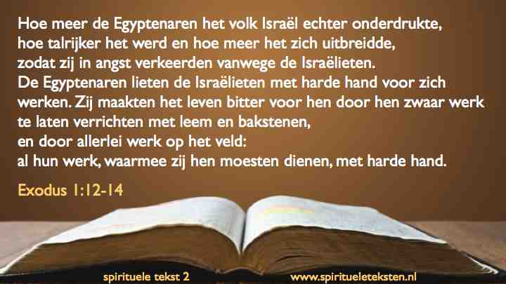 Genoeg Spirituele tekst 2 | Spirituele teksten &YH14