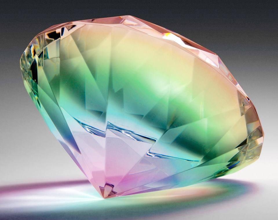 Kenmerken, achtergronden en symboliek van diamant volgens Mellie ...